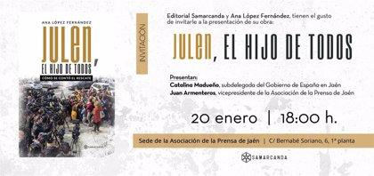 Ana López Fernández presenta su libro 'Julen, el hijo de todos' sobre el niño que cayó al pozo en Totalán