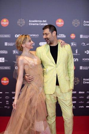 Nervios e ilusión protagonizan la alfombra roja de los XII Premios Gaudí