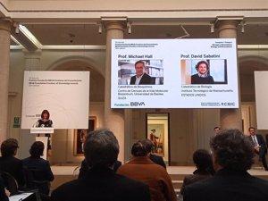 Michael Hall y David Sabatini, Premios Fundación BBVA de Biología y Biomedicina por sus trabajos en crecimiento celular