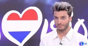 La canción que Blas Cantó llevará a Eurovisión se estrenará el 30 de enero