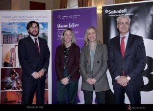 La Fundación Amigos del Teatro Real presenta el 'Ciclo Jóvenes Talentos Fundación Sabadell' con obras de Mozart o Wagner
