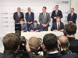 Serbia y Kosovo firman la reanudación de sus conexiones ferroviarias