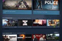 Steam presenta su sistema de recomendación de juegos según los hábitos de los usuarios