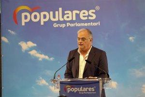 Pons (PP) cree que el Gobierno busca