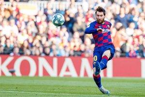 Messi sigue Pichichi en su cuarta jornada sin marcar