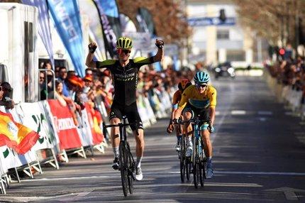 Jack Haig enmienda su error y gana la cuarta etapa de la Vuelta a Andalucía