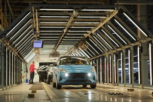 Hyundai interrumpe la producción en una de sus plantas de Corea del Sur por el coronavirus