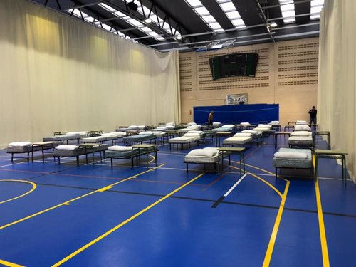 Resultado de imagen de hospital pabellon europa