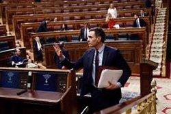 Sánchez se compromete a que Illa informe todas las semanas al Congreso sobre la pandemia