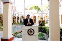Maduro invita a la oposición a dialogar