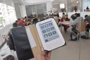 Las altas en el servicio de préstamos de libros electrónicos de bibliotecas públicas crecen un 129,82%