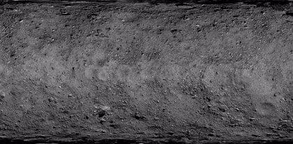 La nave OSIRIS-REx realiza el mapa global a mayor resolución de un cuerpo planetario