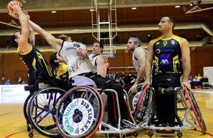 La Liga Nacional de Baloncesto en Silla suspende definitivamente la temporada