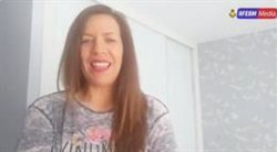 La 'guerrera' Begoña Fernández prepara su vuelta al trabajo en el hospital para luchar contra el coronavirus