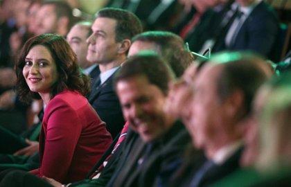 Ayuso pide a Sánchez 100€ a familias celiacas en ERTE y una estrategia