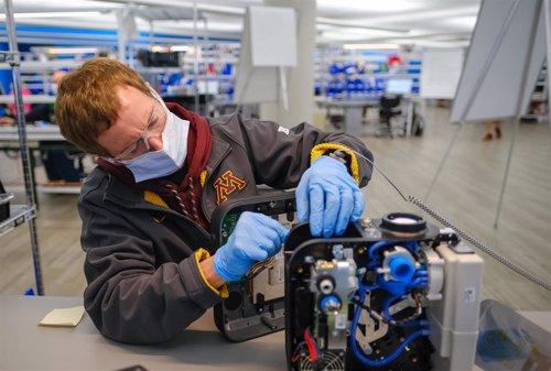 General Motors entregará sus primeros respiradores para pacientes ...