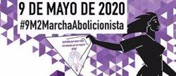 La II marcha por la abolición de la prostitución se celebra mañana de forma virtual en las redes