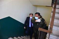 Retrasada la audiencia del exministro de Salud boliviano por la detención del juez