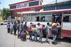 India registra la cifra récord de 6.600 nuevos casos de coronavirus en las últimas 24 horas