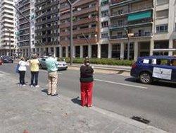 Plataforma por la Libertad de Enseñanza defiende la red concertada en una manifestación por el centro de Logroño