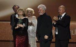 Los Premios Goya limitan a una persona los agradecimientos en ocho categorías, incluida Mejor Película