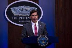El Pentágono dice no tener