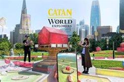 Catan: World Explorers, el juego de los creadores de Pokémon GO, ya es oficial