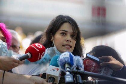 Isa Serra (Podemos) critica la