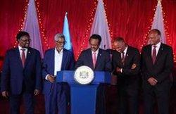 El presidente de Somalia apela a la unidad y solidaridad del país en el 60 aniversario de su independencia