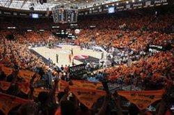 El Valencia Basket devolverá a sus socios el 33% del precio de los abonos