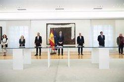 El Gobierno y los agentes sociales firman hoy en Moncloa un pacto por el empleo