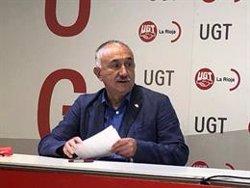 Álvarez (UGT) asegura que el pacto por el empleo con el Gobierno pretende generar confianza