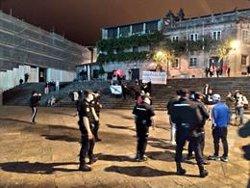 Vox denuncia ante la Junta Electoral convocatorias de grupos antifascistas contra sus mítines en Lugo y A Coruña