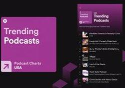 Spotify lanza las listas 'Podcasts Top' y 'Podcasts Tendencia' en España
