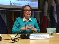 La secretaria general iberoamericana ve