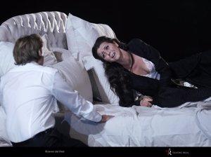 Lissette Oropesa tras su 'bis' en el Teatro Real:
