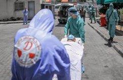 Gaza y Cisjordania registran más de 320 casos y un nuevo fallecimiento en las últimas horas