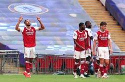 Aubameyang da la FA Cup y Europa al Arsenal de Arteta