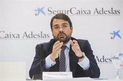 SegurCaixa Adeslas ganó 142,5 millones hasta junio un 13% menos por la crisis del Covid-19