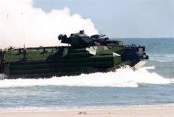 Recuperan los cuerpos de ocho militares estadounidenses tras un naufragio frente a las costas de California