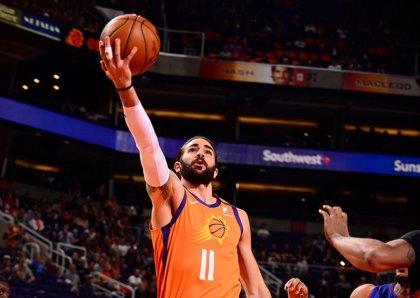 Los Suns de Ricky Rubio siguen invictos y se acercan a la zona de 'playoff'