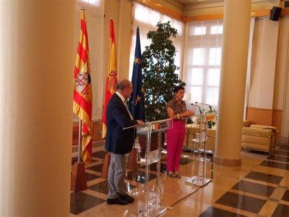 González Laya afirma que Aragón posee unas bases