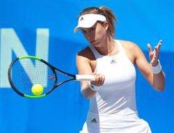 Paula Badosa cae en semifinales de Estambul a manos de la canadiense Bouchard