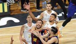 El Real Madrid gana al Barça (72-67) y se lleva la Supercopa Endesa