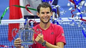 Dominic Thiem conquista su primer 'Grand Slam' tras una remontada histórica ante Zverev en el US Open
