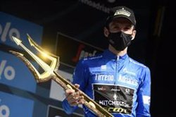 Simon Yates gana la Tirreno Adriático y Ganna se lleva la 'crono'