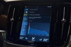 Volvo desarrolla la tecnología Clean Zone Multifiltro, que mejora la calidad del aire del habitáculo