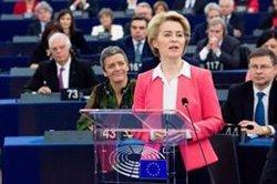 Von der Leyen lamenta que aumente la distancia entre la UE y Turquía: