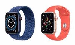Apple Watch 6 y Watch SE: las principales diferencias entre los nuevos relojes de Apple