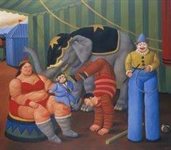 Más de 60 obras, incluidas acuarelas inéditas, recorren medio siglo de trayectoria de Botero en CentroCentro de Madrid